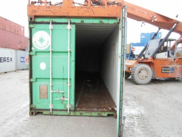 Noleggio container Verona