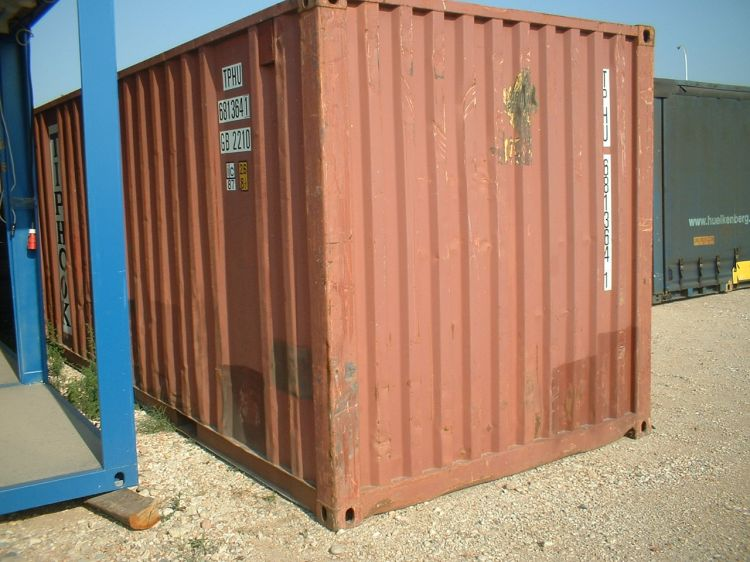 container 20 box usato a Verona
